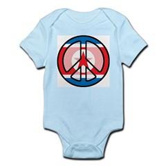 Peace In North Korea Infant Creeper