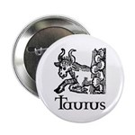 Taurus Symbol Button