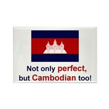 Perfect Cambodian Rectangle Magnet