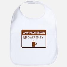 Law Professor Powered by Coffee Bib