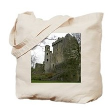 Scenic Ireland Blarney Castle Tote Bag