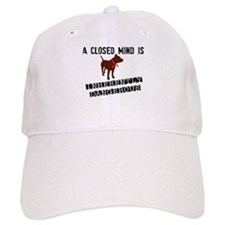 Closed Mind is Inherently Dangerous Baseball Cap