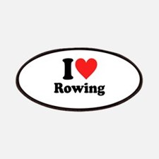 I Heart Rowing: Patches