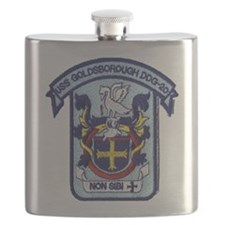 USS GOLDSBOROUGH Flask