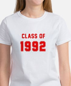 Class of 1992 Red T-Shirt