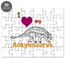Ankylosaurus Puzzle