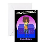 Hair-RaiserGreeting Cards (Pk of 10)