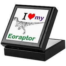 Eoraptor Keepsake Box