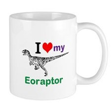 Eoraptor Mug