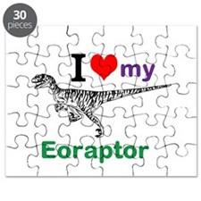Eoraptor Puzzle