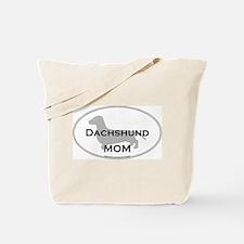 Dachshund MOM Tote Bag