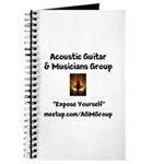 """AGMGroup """"Expose Yourself"""" Journal"""