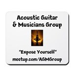 """AGMGroup """"Expose Yourself"""" Mousepad"""