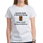 """AGMGroup """"Expose Yourself"""" Women's T-Shi"""
