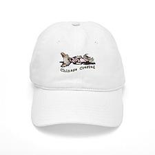 Flirty Chinese Crested Baseball Cap