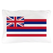 Hawaii State Flag Pillow Case