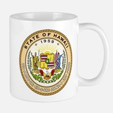 Hawaii State Seal Mug