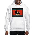 Scottish Terrier Rocking Dog Hooded Sweatshirt