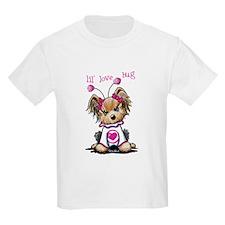 Yorkie Luv Bug T-Shirt