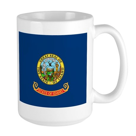Idaho State Flag Large Mug