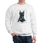 Scottish Terrier Open Edition Sweatshirt