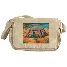 Abrahams Tent Messenger Bag
