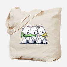 Westie Pro Players Tote Bag