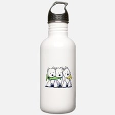 Westie Pro Players Water Bottle