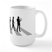 Tambourine Player Mug
