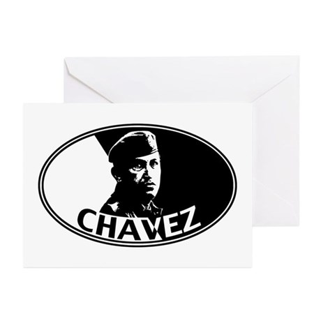 Chavez Greeting Cards (Pk of 10)
