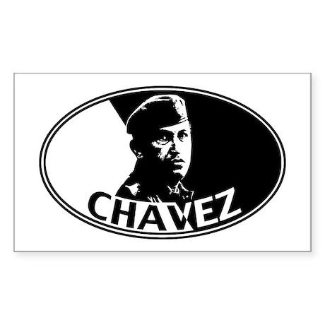 Chavez Rectangle Sticker