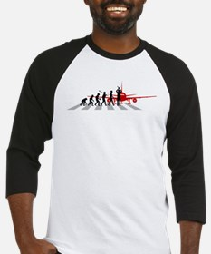 Aircraft Parking Attendant Baseball Jersey