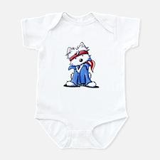 Westie Boss Infant Bodysuit