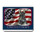 Scotty Dog United Paws Mousepad
