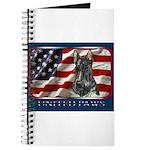 Scotty Dog United Paws Journal