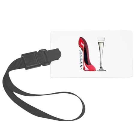 corkscrew shoe and champagne flute.jpg Large Lugga