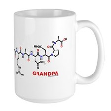 Grandpa molecularshirts.com Mug