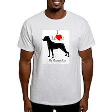 Mountain Cur Ash Grey T-Shirt