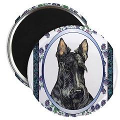 Scottish Terrier Designer Magnet