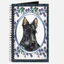 Scottish Terrier Designer Journal