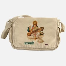 Saraswati Messenger Bag