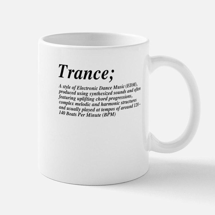 Trance definition Mug