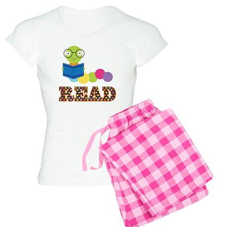 Fun Read Bookworm Women's Light Pajamas