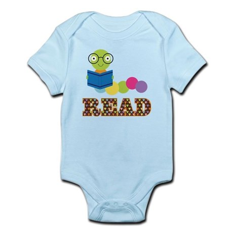 Fun Read Bookworm Infant Bodysuit
