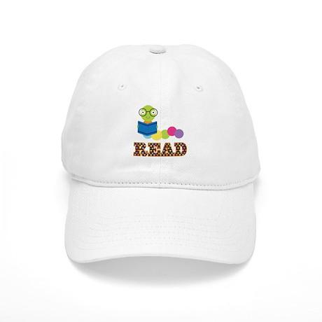 Fun Read Bookworm Cap