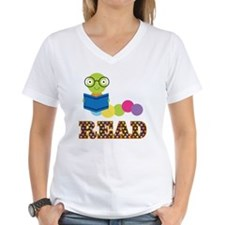 Fun Read Bookworm Shirt