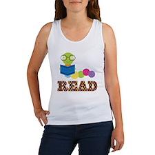 Fun Read Bookworm Women's Tank Top
