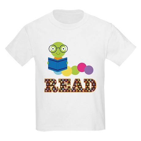 Fun Read Bookworm Kids Light T-Shirt