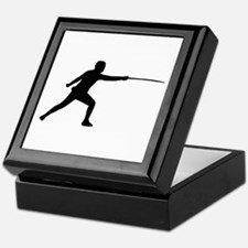 Fencing Keepsake Box