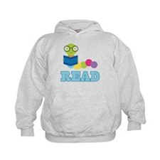 Fun Read Bookworm Hoodie